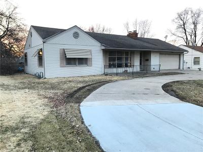 Independence MO Single Family Home For Sale: $93,000