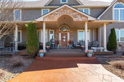 Kearney Single Family Home For Sale: 14617 Fox Run Drive