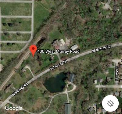 Clay County Residential Lots & Land For Sale: 400 Murray Road