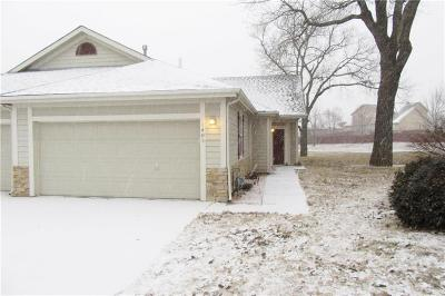 Lawrence Single Family Home For Sale: 1405 Quinn Court