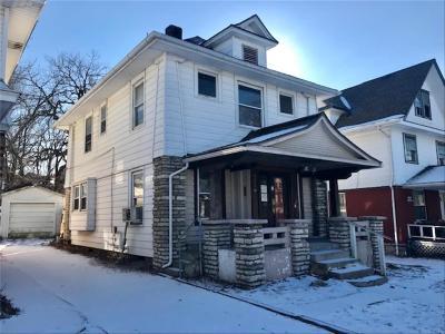 Kansas City Single Family Home For Sale: 4219 Windsor Street