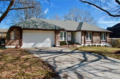 Raymore Single Family Home For Sale: 101 Johnston Parkway