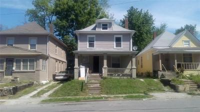 Kansas City MO Single Family Home For Sale: $74,950