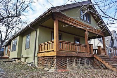 Kansas City Single Family Home For Sale: 4520 Rainbow Boulevard
