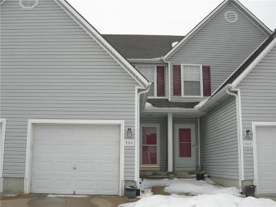 Raymore Condo/Townhouse For Sale: 520 Allen Court