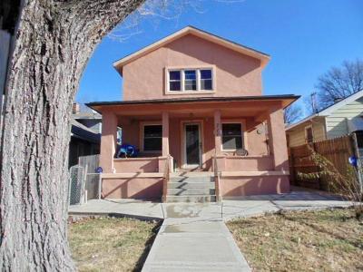 Kansas City Single Family Home For Sale: 711 N 18th Street