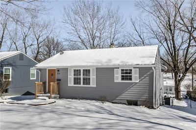 Single Family Home For Sale: 8329 Locust Street
