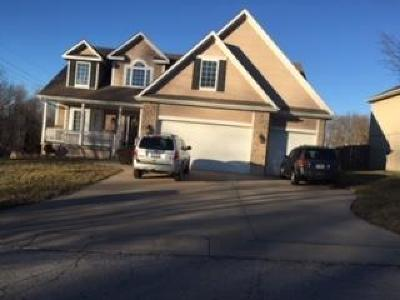 Blue Springs Single Family Home Auction: 501 NW Cumberland Drive