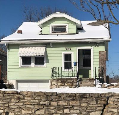 Kansas City MO Single Family Home For Sale: $37,000