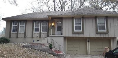 Kansas City MO Single Family Home For Sale: $115,000