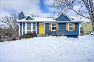 Liberty Single Family Home For Sale: 1116 Mallard Court