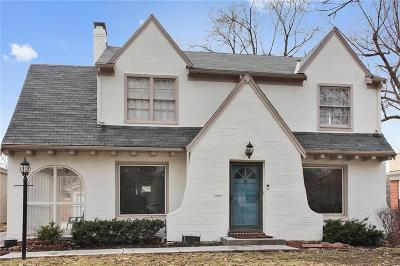 Kansas City Single Family Home For Sale: 1283 W Gregory Boulevard