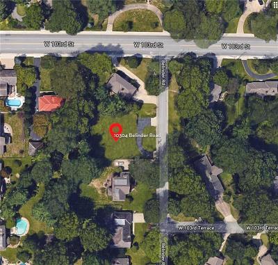 Leawood Residential Lots & Land For Sale: 10304 Belinder Road