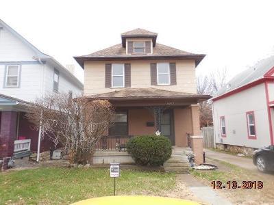 Kansas City MO Single Family Home For Sale: $60,000