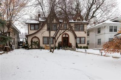Kansas City Single Family Home For Sale: 805 W Gregory Boulevard