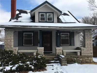 Kansas City Single Family Home For Sale: 6225 Tracy Avenue
