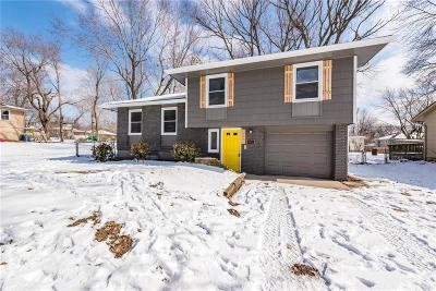 Grandview MO Single Family Home For Sale: $141,000