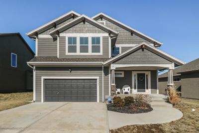 Olathe Single Family Home For Sale: 21942 W 121st Terrace