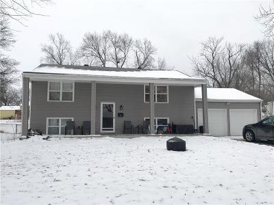 Kansas City Single Family Home For Sale: 7707 NE 55th Street