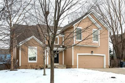Olathe Single Family Home For Sale: 15160 W 153rd Terrace
