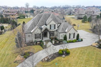 Leawood KS Single Family Home For Sale: $1,425,000