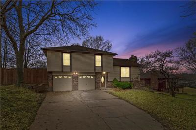 Kansas City Single Family Home For Sale: 6700 NW Hilldale Drive