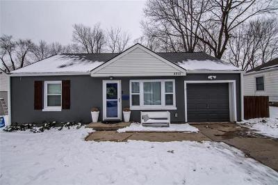 Roeland Park Single Family Home For Sale: 4812 Canterbury Street