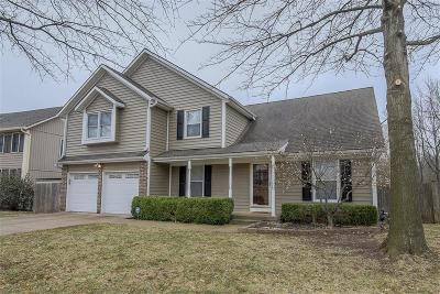 Lenexa Single Family Home For Sale: 8017 Hall Street