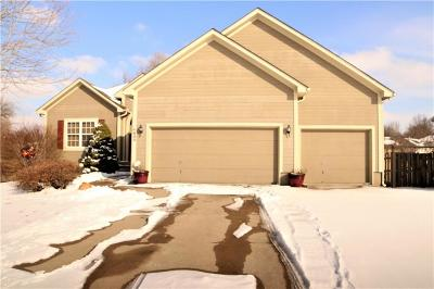 Lee's Summit Single Family Home For Sale: 605 SE James Court