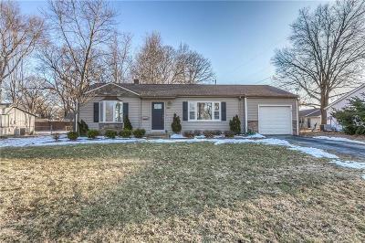 Prairie Village Single Family Home For Sale: 3809 W 76th Street