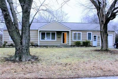 Kansas City Single Family Home For Sale: 8712 E 77th Terrace