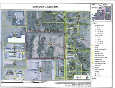 Buchanan County Residential Lots & Land For Sale: 3102 S 40th Terrace