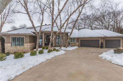 Olathe Single Family Home For Sale: 10640 S Glenview Lane