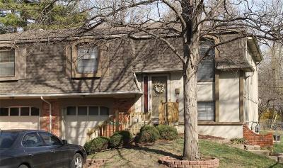 Overland Park Duplex For Sale: 8219 Grant Street