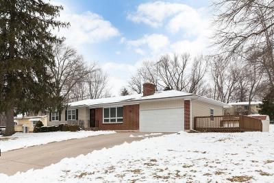 Kansas City Single Family Home For Sale: 7724 Haskell Avenue