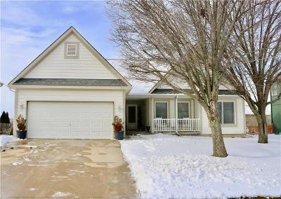 Gardner Single Family Home For Sale: 510 N Oak Street