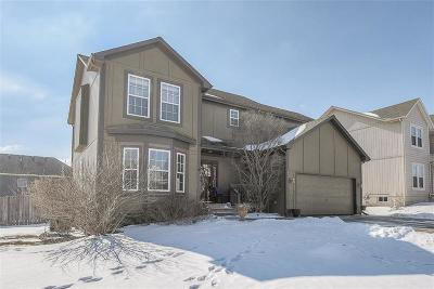 Olathe Single Family Home For Sale: 21775 W 121st Court