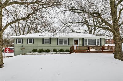 Kansas City Single Family Home For Sale: 8817 N Charlotte Street