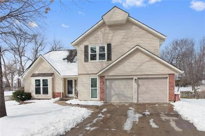 Overland Park Single Family Home For Sale: 11514 Bradshaw Street