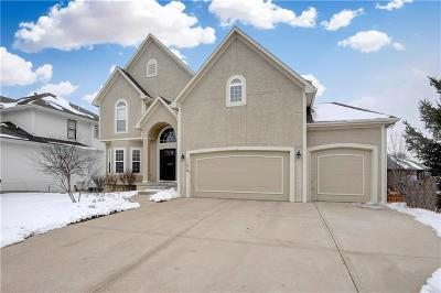 Johnson-KS County, Jackson County, Platte County, Clay County, Wyandotte County Single Family Home For Sale: 11279 S Lakecrest Drive