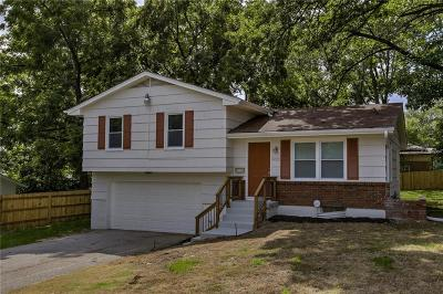Kansas City Single Family Home For Sale: 8020 Highland Avenue