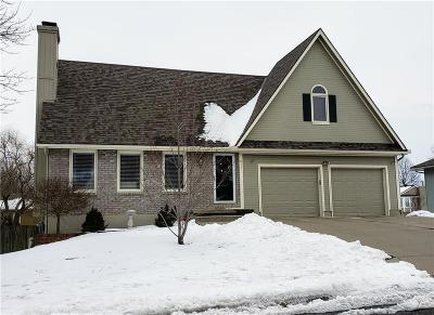 Grain Valley Single Family Home For Sale: 817 SW Foxtail Drive
