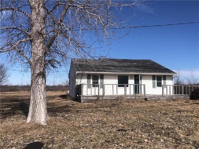 Tonganoxie Single Family Home For Sale: 19068 Metro Avenue
