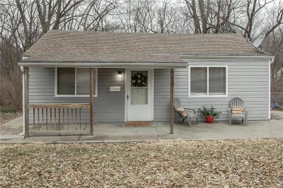Kansas City Single Family Home For Sale: 9240 McGee Street