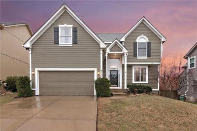 Overland Park Single Family Home For Sale: 8111 W 144th Place