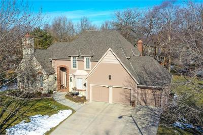 Leawood Single Family Home For Sale: 12501 Buena Vista Street