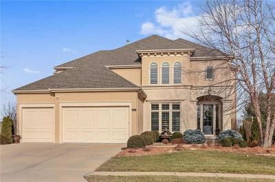 Overland Park Single Family Home For Sale: 9302 W 155th Terrace