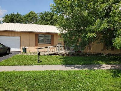 Cass County Single Family Home For Sale: 110 N 4th Street