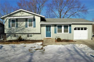 Single Family Home Show For Backups: 7416 NW Park Forest Lane
