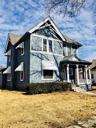 Clinton County Single Family Home For Sale: 608 W Clay Avenue